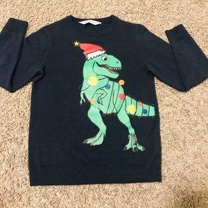 H&M boys Christmas sweater